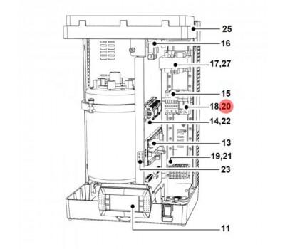 CAREL 0605615AXX Предохранитель контроллера CAREL