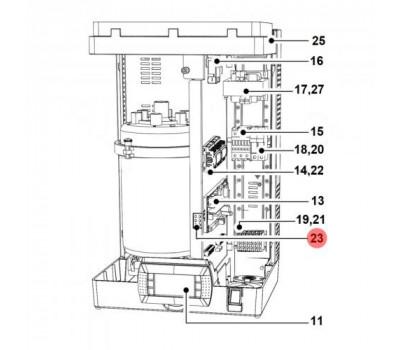 CAREL 0605595AXX Предохранитель керамический CAREL