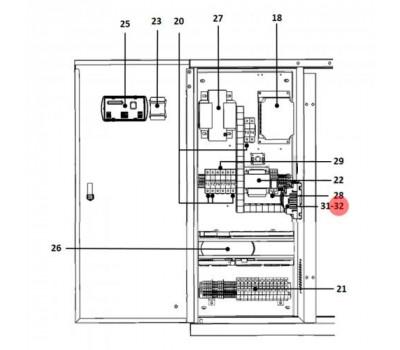 CAREL PCOUMI2000 Блок расширения CAREL