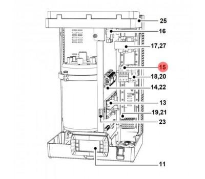 CAREL UEKCONT100 Электромагнитный пускатель CAREL
