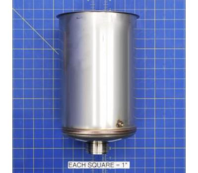CAREL URKB040000 Цилиндр стальной CAREL для UR 2-4 кг/ч