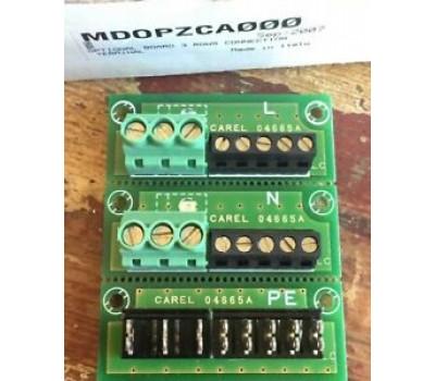 CAREL MDOPZCA000 Проводные клеммные блоки CAREL