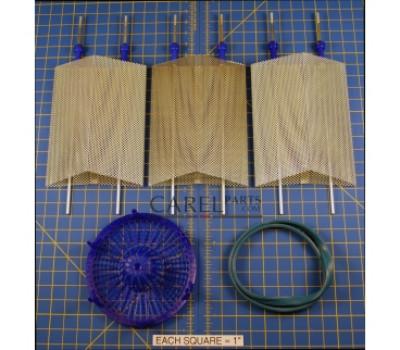 KITBLCT4C0 Комплект электродов CAREL 25-45 кг/ч