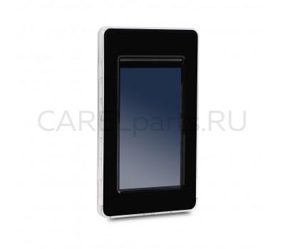 "CAREL PGTA00FH30 Рамка CAREL нейтральная черная прозрачная для pGDX 7"""