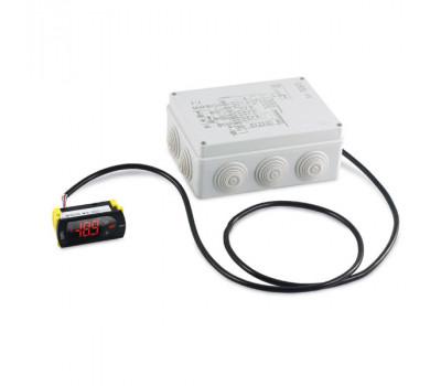 CAREL PJEZC8I040 Параметрический контроллер CAREL Easy