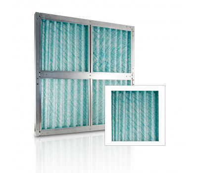 UAKDS33000 Каплеуловитель CAREL 3x3 (456 x 456 мм), стекловолокно