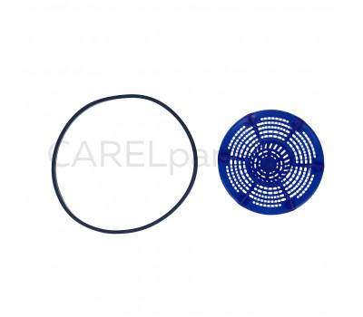 CAREL KITBLC1FG0 Комплект фильтра и уплотнителя CAREL для цилиндров BLCS1/BLCT1
