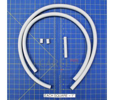 CAREL UEKT000XXL Комплект присоединительных шлангов CAREL