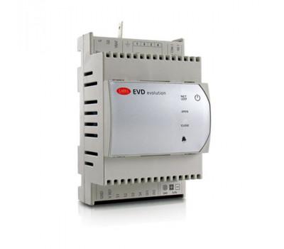 EVD0000E41 Драйвер CAREL EVD Evolution для клапанов EEV, pLAN протокол, уп. 10 шт