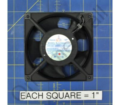 CAREL 1312545AXX Вентилятор осевой CAREL