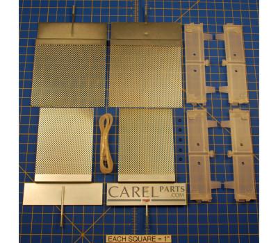 CAREL KITH400TA0 Комплект электродов и уплотнителей CAREL
