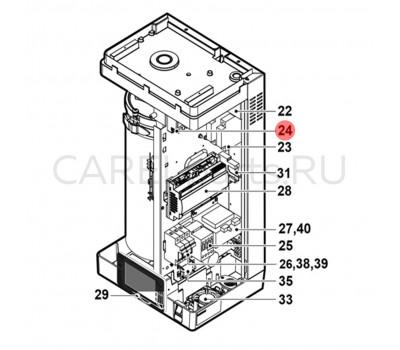CAREL THP00A0000 Защитный термостат CAREL