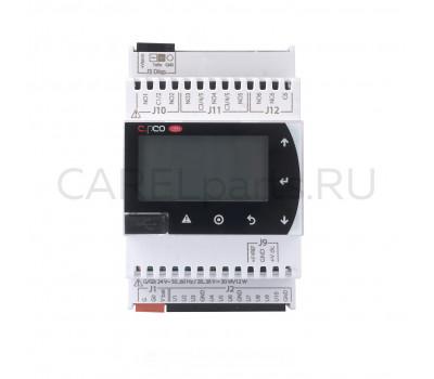 PR+D0N0UB00EF0 Контроллер CAREL c.pCO mini DIN типоразмер Basic (Россия)