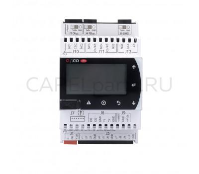 CAREL PR+D0N0UE1DEF0 Контроллер CAREL c.pCO mini DIN типоразмер Enhanced (Россия)