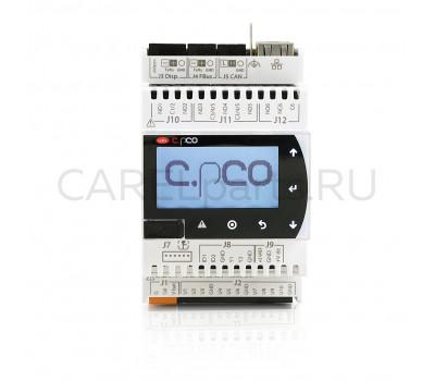 CAREL PR+D0N0NH1DEF0 Контроллер CAREL c.pCO mini DIN типоразмер High-end (Россия)