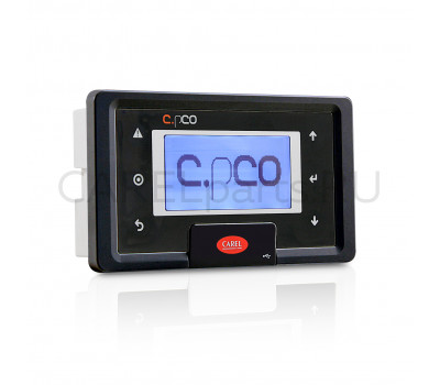 CAREL P+P000UE1DEF0 Контроллер CAREL c.pCO mini типоразмер Enhanced