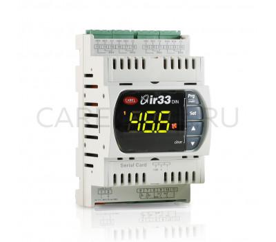 DN33E7HR20 Универсальный контроллер CAREL IR33