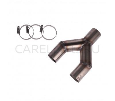 UEKY40X400 'Y'-образный переходник трубки для подачи пара CAREL
