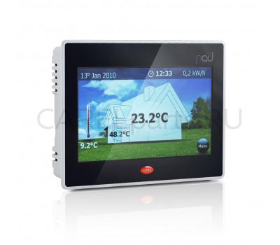 "CAREL PGDT07010W120 Терминал CAREL PGD Touch 7"""