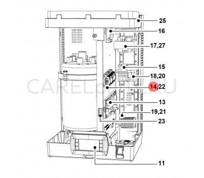 CAREL PCOE00TLN0 Модуль расширения CAREL