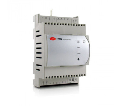 CAREL EVD0000E31 Драйвер CAREL EVD Evolution для клапанов EEV, tLAN протокол, уп. 10 шт